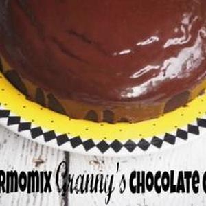 Privado: Pastel de chocolate Thermomix 'Grannys' (invitado